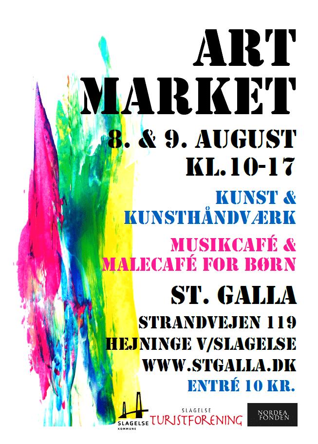 Art Market 2015 hos St. Galla