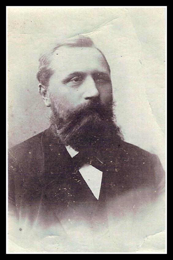 Den første Formand for Hejninge Brugsforening, Lærer A. Poulsen.